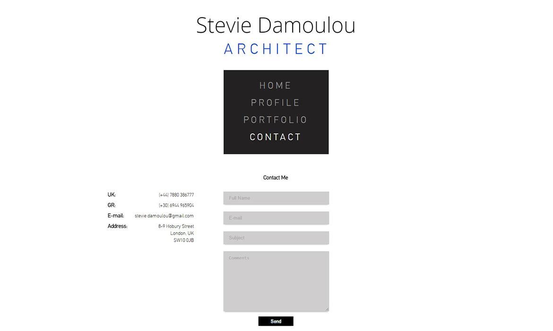 Stevie Damopoulou