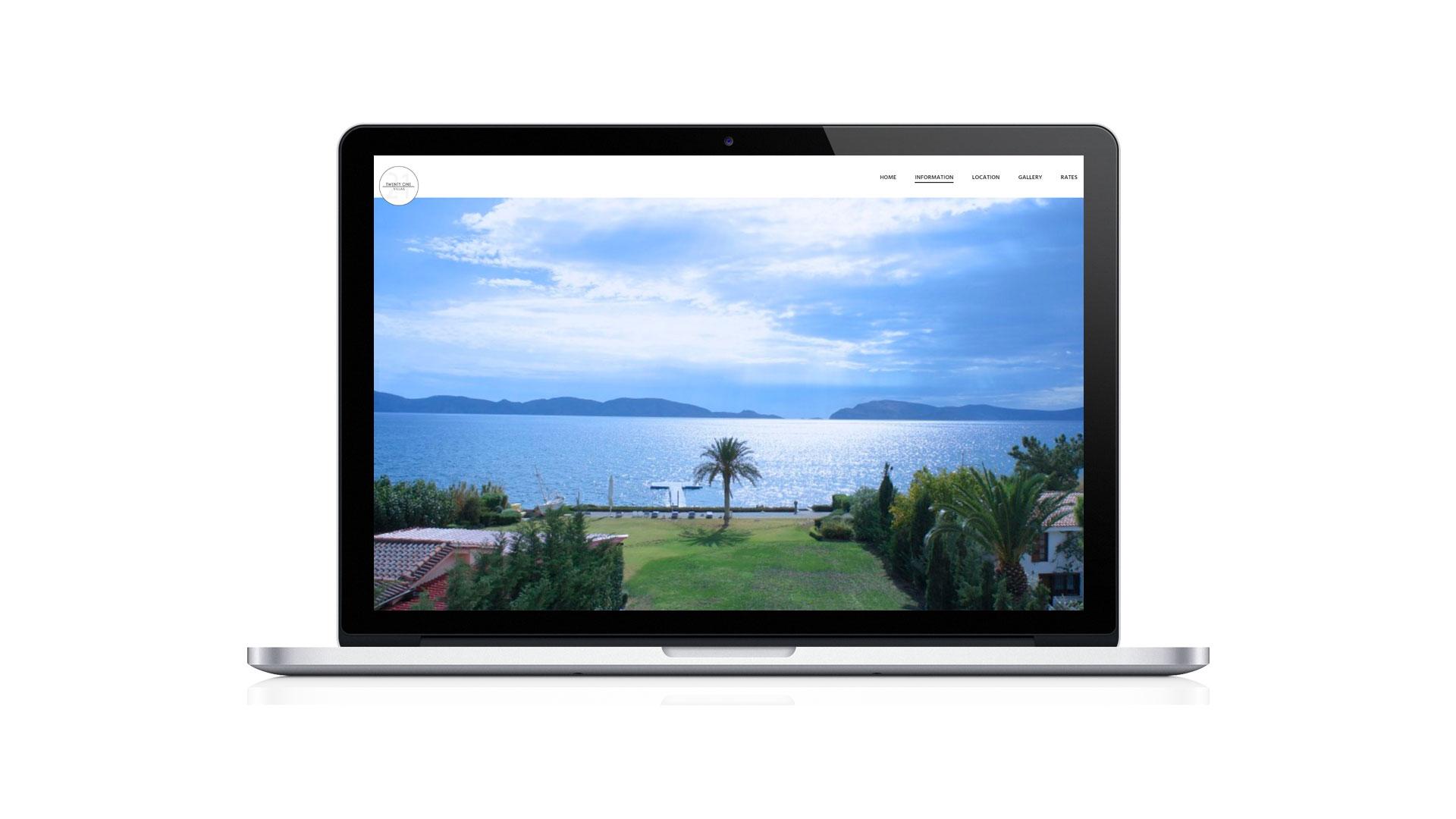 Ermioni Villa Desktop