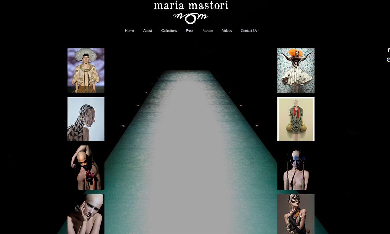 Maria Mastori Page