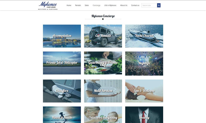 Mykonos-Real Estate Concierge