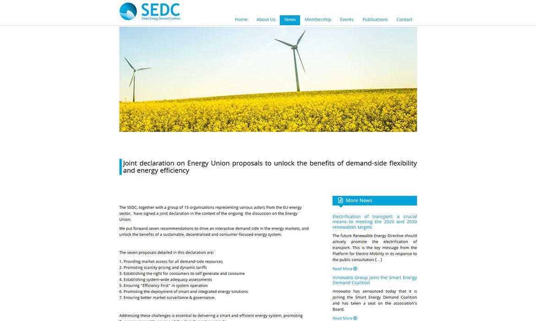 Smart Energy Demand